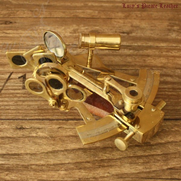 Sextant, Messing