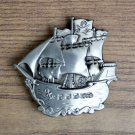 Piraten Schiff Buckle - AS